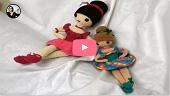 amigurumi e bonecas como fazer