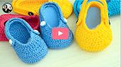 sapatinhos de croche curso online